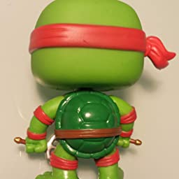 POP! Vinilo - TMNT: Raphael: Amazon.es: Juguetes y juegos
