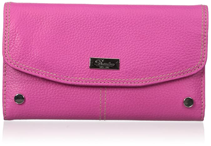 Buxton Westcott chequera embrague cartera, (Fucsia púrpura), Talla única: Amazon.es: Zapatos y complementos