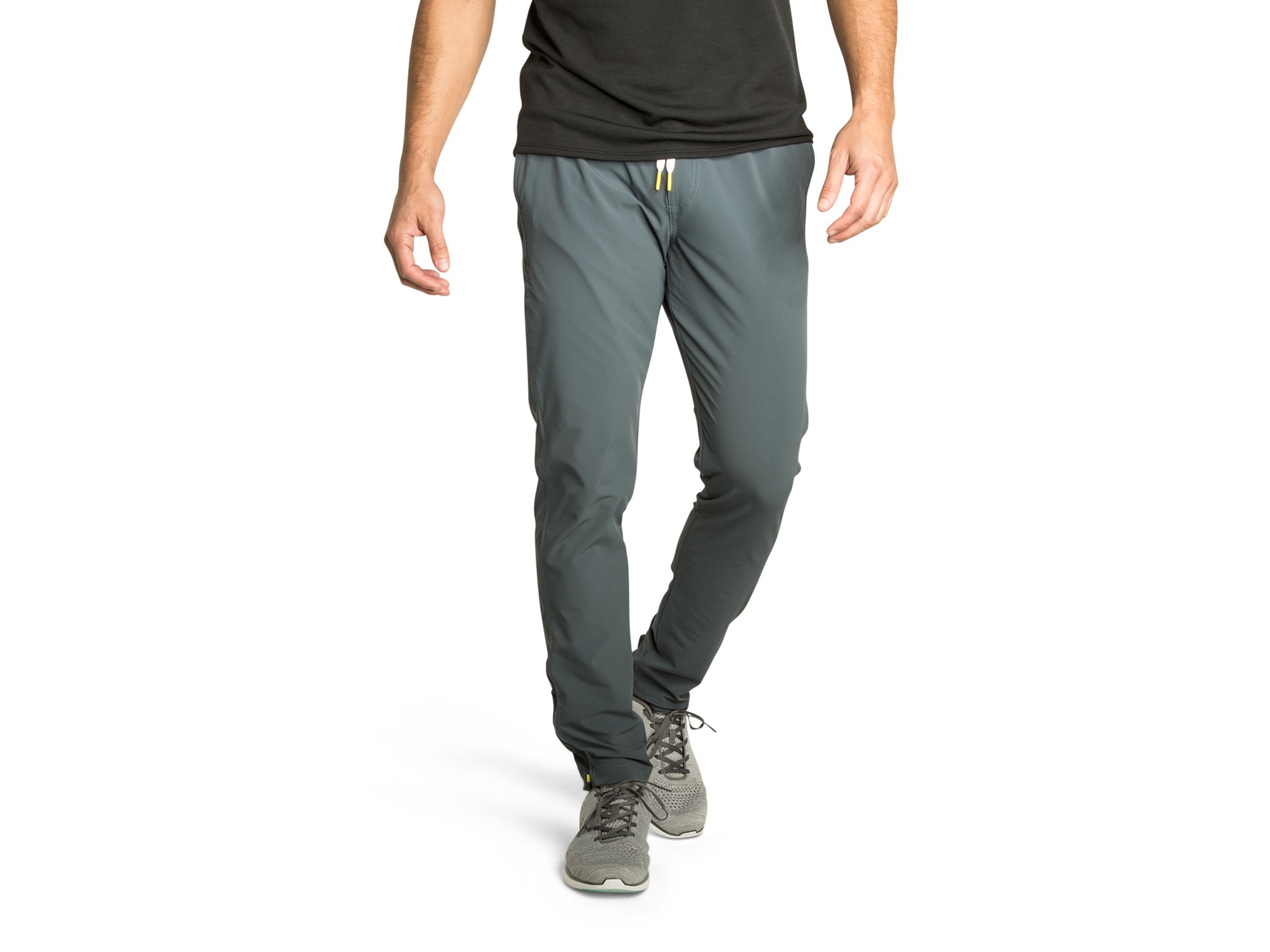 OLIVERS Apparel, Water Repellant, Athletic Cut, 4-Way Stretch, Bradbury Jogger Pants, 31 inch Inseam - Cobalt - X Large É