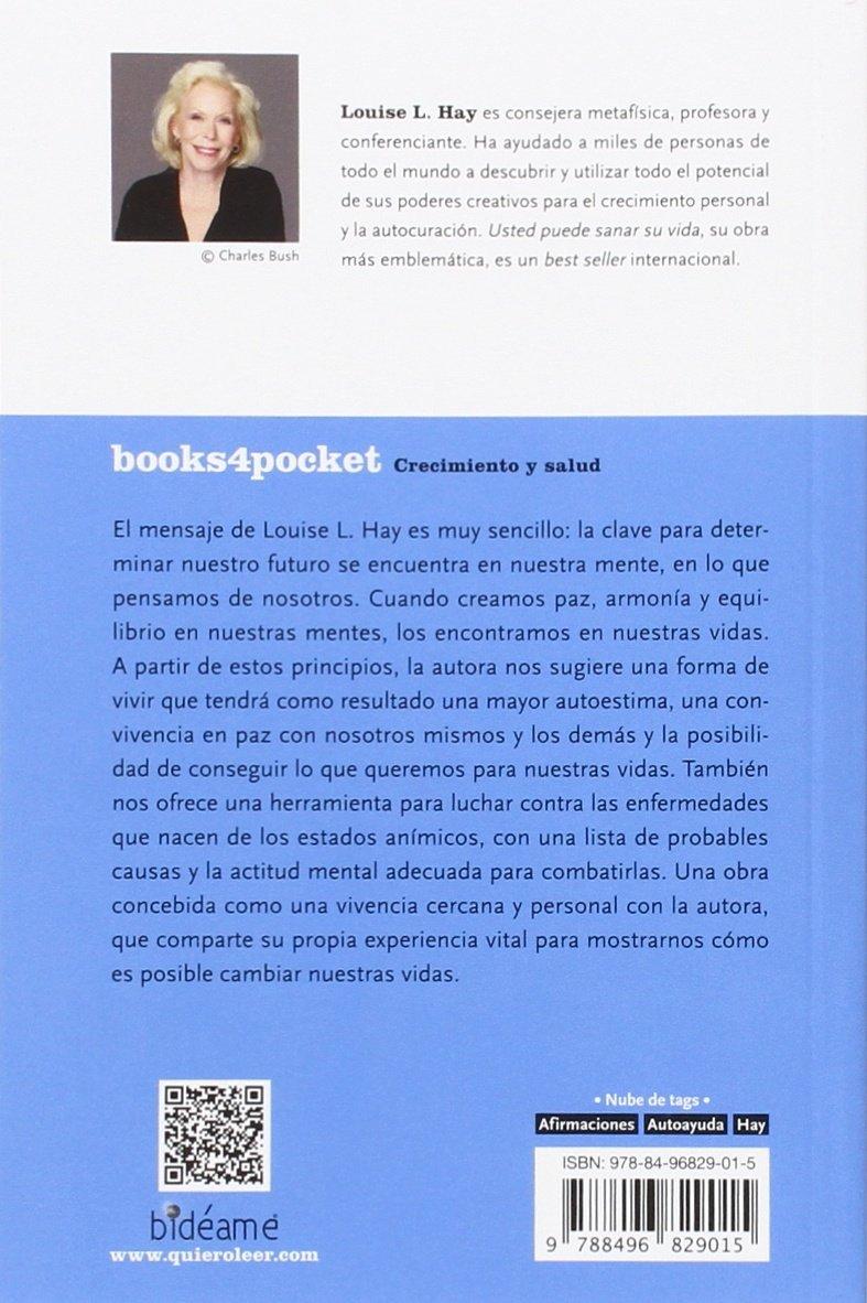 Usted puede sanar su vida Books4pocket crec. y salud: Amazon.de: Louise L.  Hay, Marta Isabel Guastavino Castro: Fremdsprachige Bücher