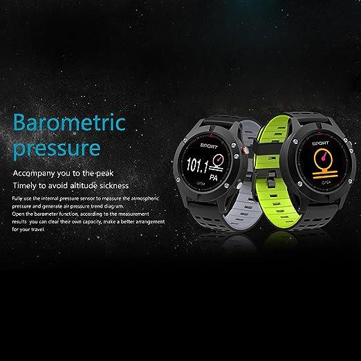 No. 1 F5 tasa reloj inteligente pulsera elevación ...