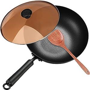 Nonstick Fry Wok Cooking Wok Pan