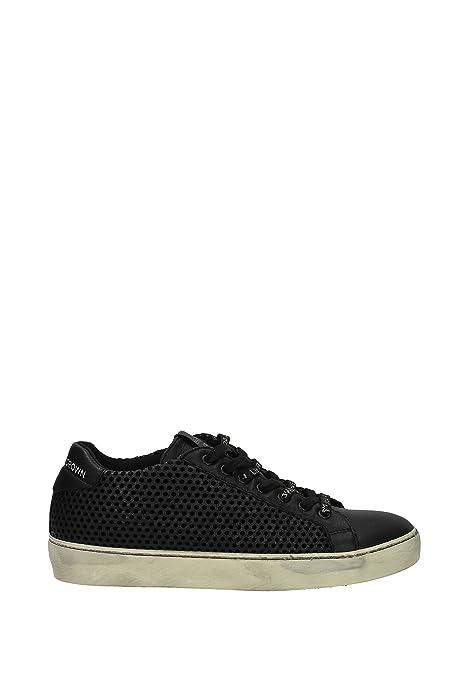 Leather Crown Sneakers Uomo - Pelle (MICONIC1) EU  Amazon.it  Scarpe ... 7c95f2b2231