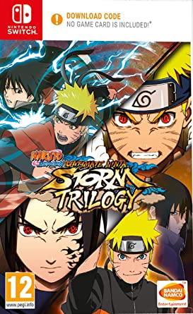 Naruto Ultimate Ninja Storm Trilogy: Amazon.es: Videojuegos