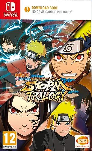Naruto Ultimate Ninja Storm Trilogy: Amazon.es: Videojuegos