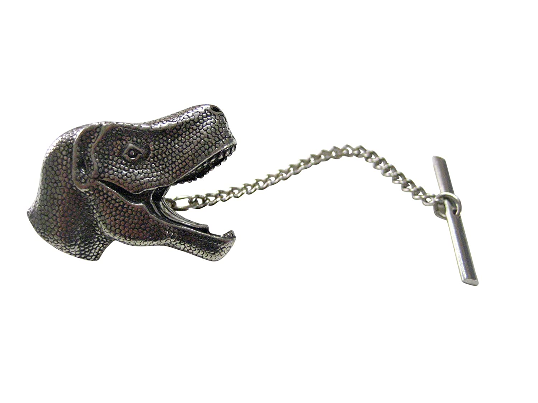 Con textura dinosaurio cabeza corbata Tack: Amazon.es: Joyería