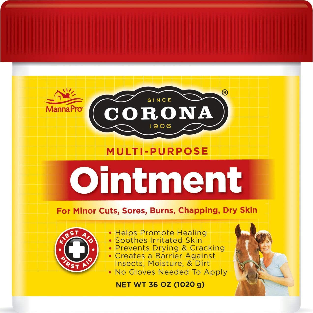 Corona Multi-Purpose Ointment - 36 oz by Corona