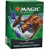 Magic: The Gathering 2021 - Challenger Deck – Mono Green Stompy