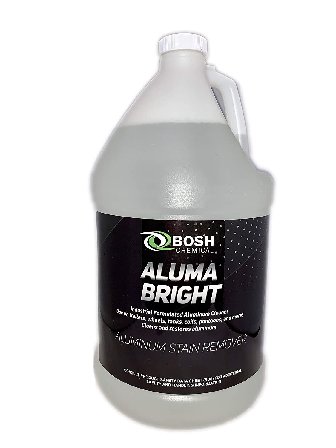 Aluma Bright, Aluminum Cleaner and Brightener, 1 Gallon Concentrate