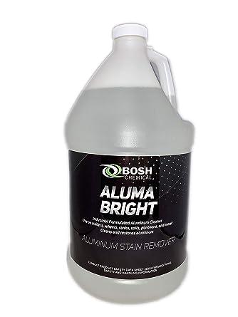 Aluma Bright, Aluminum Cleaner and Brightener, 1 Gallon Concentrate