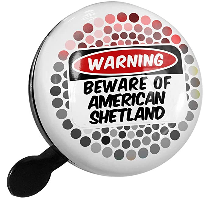 Amazon.com : NEONBLOND Bike Bell Beware of The American ...
