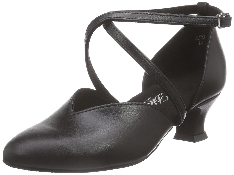Women/'s Ballroom Dance Shoes Diamant Damen Tanzschuhe 107-013-034