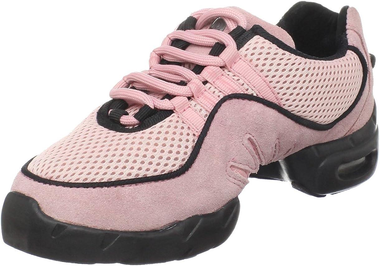 Bloch Dance Girls Boost Mesh DRT Split Sole Dance Sneaker