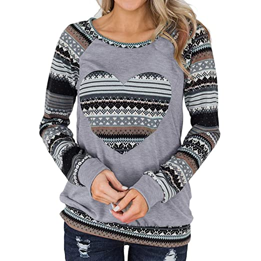 ac70a91372152 Amazon.com: VonVonCo Pullover Sweaters for Women, Women Long Sleeve ...