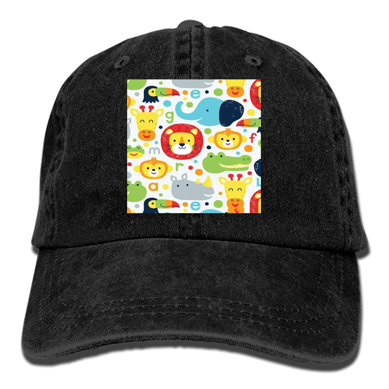 Bad Robot SHUANGRENDE Men /& Women Cotton Adjustable Cowboy Hat