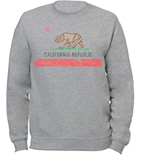 Vintage California Californie Etats Unis Flag Symbol Bear