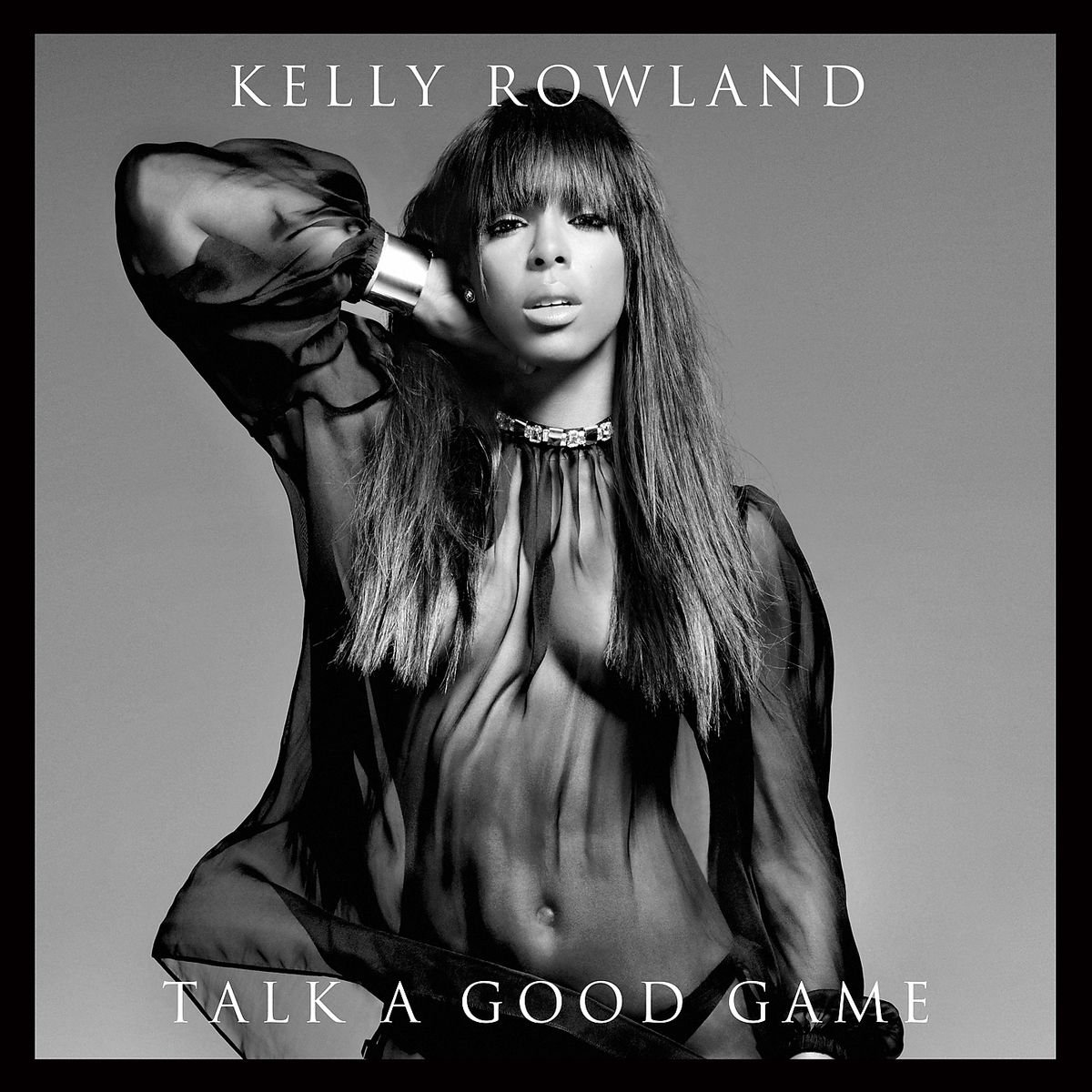 Kelly Rowland - Talk A Good Game album review