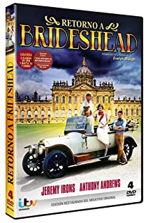 Retorno a Brideshead (Brideshead Revisited) 1981 [DVD]