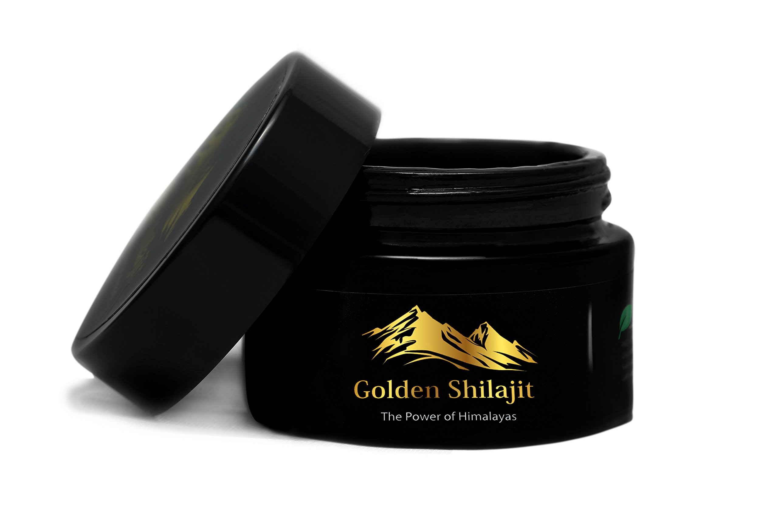 Plant Based Simply Pure Shilajit - Gold Quality - Fulvic & Humic Acid enriched (60)