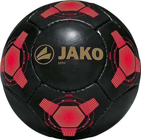 Jako Fußball Miniball - Balón de fútbol de ocio, color, talla 1 ...