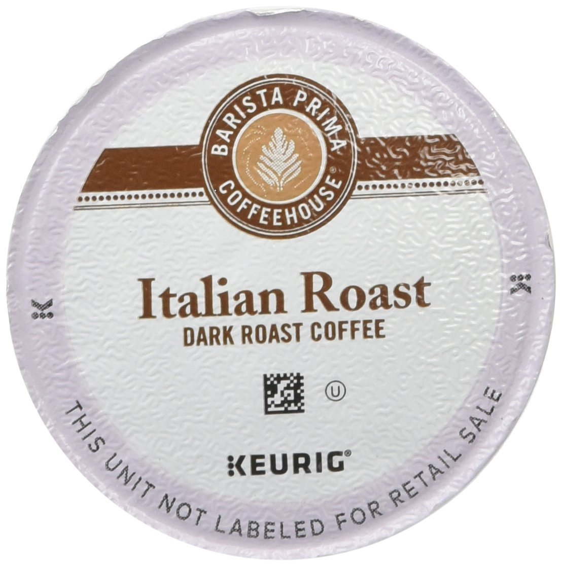 Barista Prima Coffeehouse Italian Roast , Single Serve Coffee K-Cups, 48-Count For Brewers by Barista Prima House (Image #1)