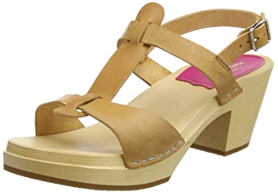 Greek Damen Swedish Sandal ClogsSchuhe Hasbeens BCeroWdx