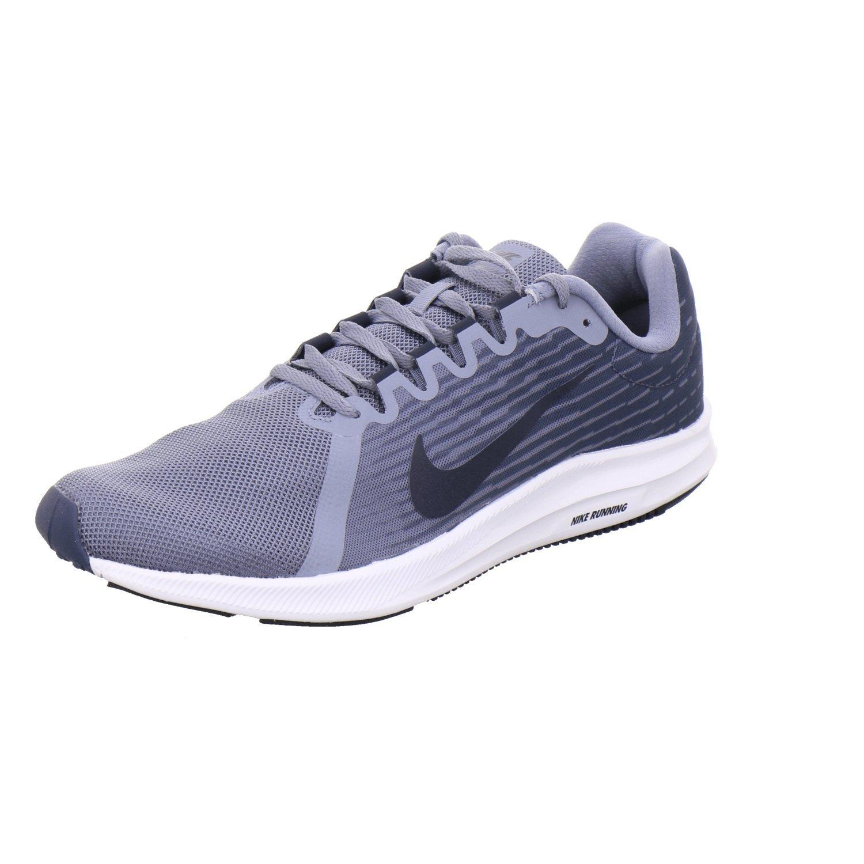 Nike Downshifter 8, Zapatillas de Deporte para Hombre 47 EU Gris (Ashen Slate/Obsidian/Diffused 402)