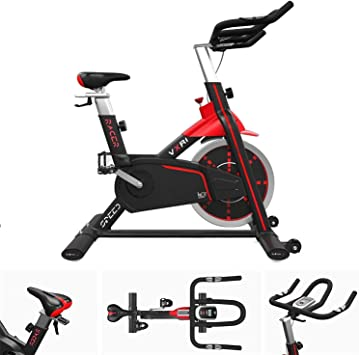 We R Sorts Indoor Studio Cycle Exercise Spin Bike Fitness Cardio Indoor Aerobic Spinning Bike Machine VXR1: Amazon.es: Deportes y aire libre