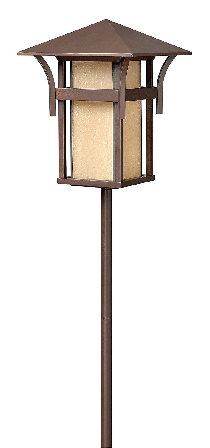 Hinkley lighting 1560ar 7 inch width 24 inch height harbor path hinkley lighting 1560ar 7 inch width 24 inch height harbor path light 18 watt t5 wedge base light bulb anchor bronze landscape path lights amazon mozeypictures Gallery