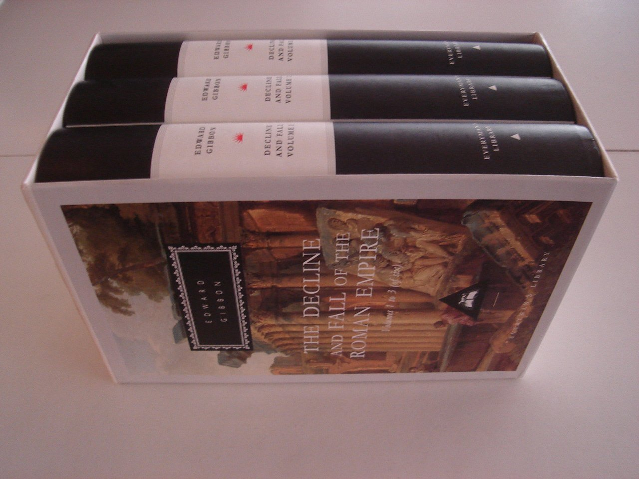 The Decline And Fall Of The Roman Empire Volumes 4 6 By Edward Gibbon