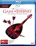 Game of Thrones S3 (Robert Ball) BD