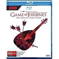 Game of Thrones S3 (Robert Ball) BD