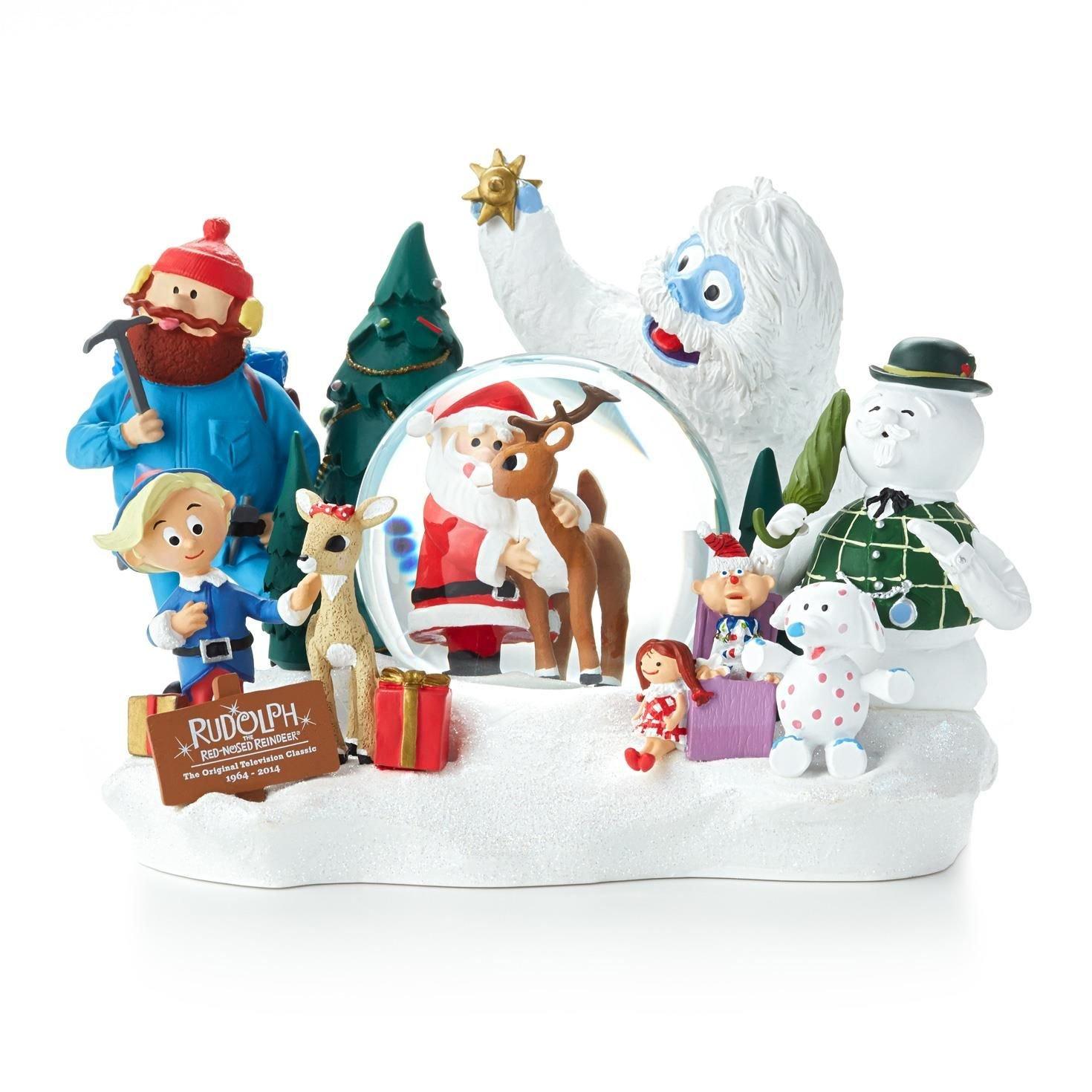 Amazon.com: Hallmark Christmas XKT1445 Rudolph the Red-Nosed ...