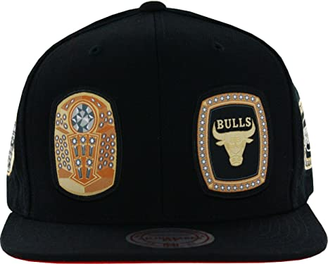 Mitchell & Ness Patch Snapback CP231