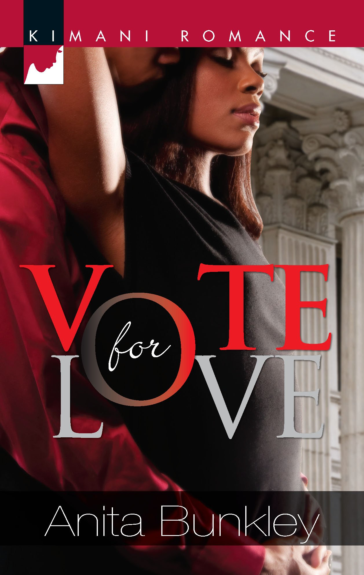 Vote for Love (Kimani Romance)