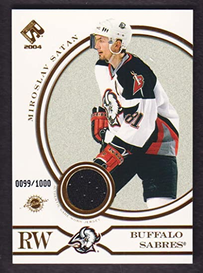 new products 405ae e6e0a 2003-04 Private Stock Reserve Hockey #148 Miroslav Satan ...