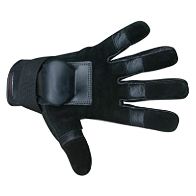 Hillbilly Wrist Guard Gloves - Full Finger : Skate And Skateboarding Wrist Guards : Sports & Outdoors