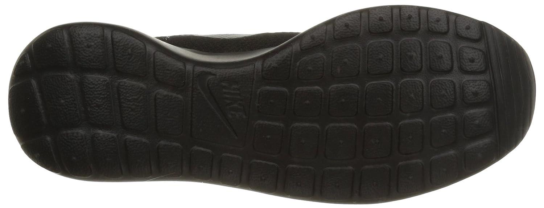 Nike Roshe Lauf Komplett Schwarz Herren Wnure