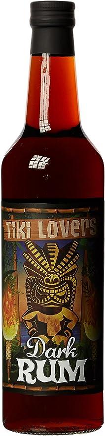 Tiki Lovers Dark Rum (1 x 0,7 l)