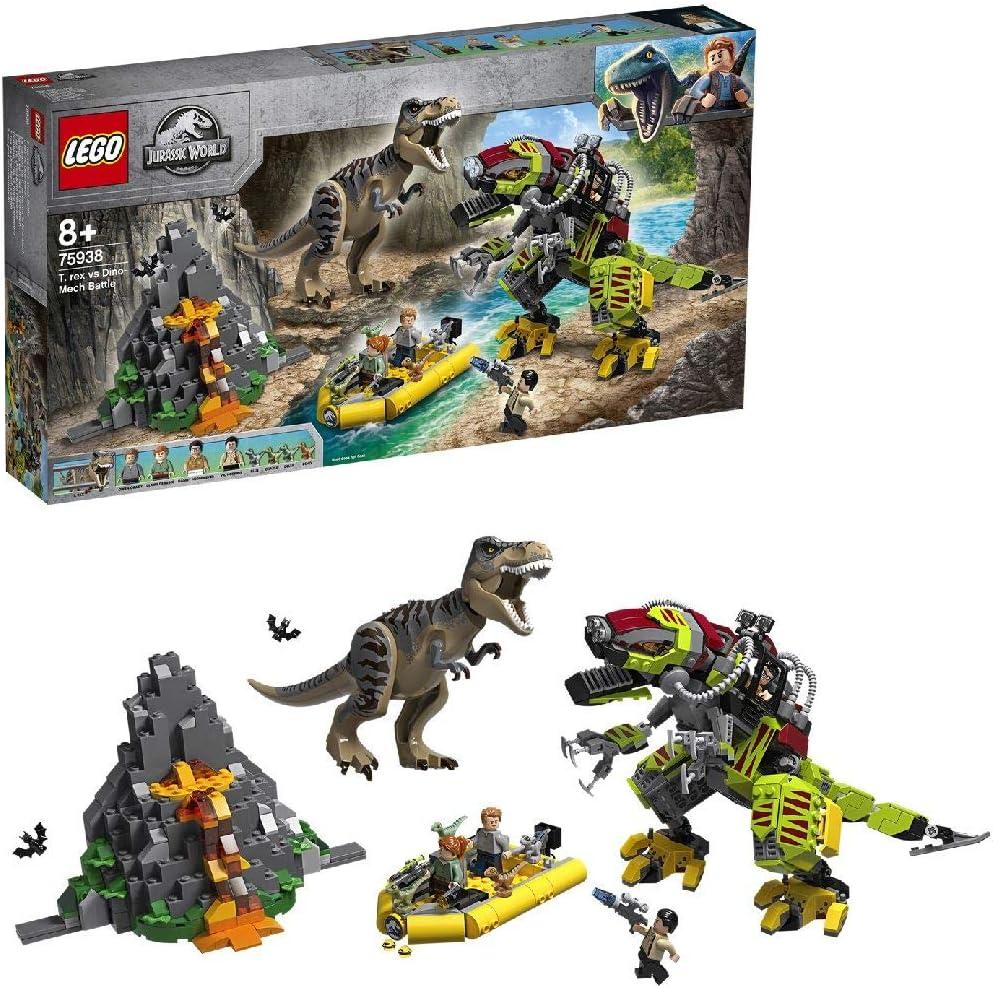 Jurassic World 75927 - Stygimoloch Breakout