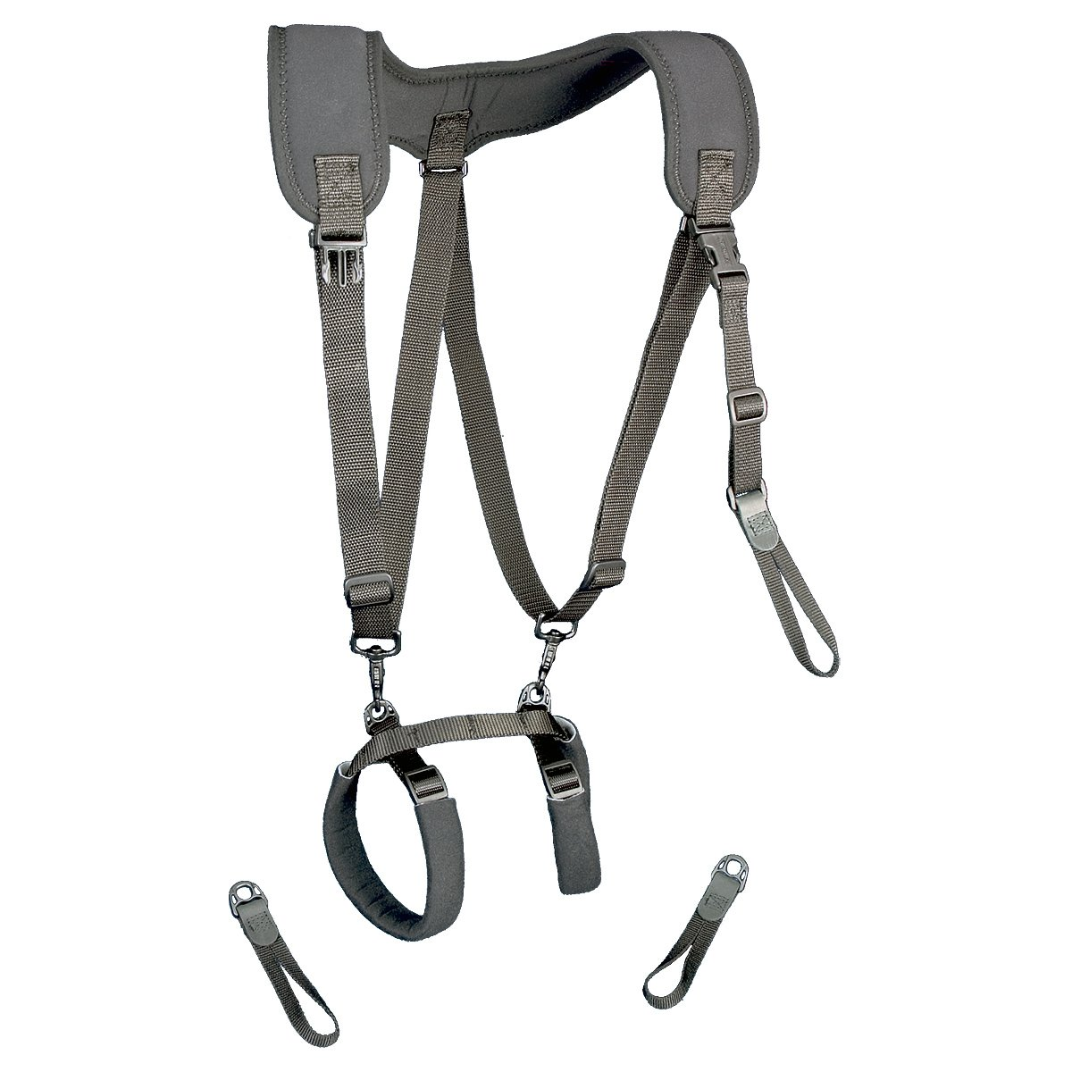 Neotech 5401142 Tuba Harness, X-Long, Black