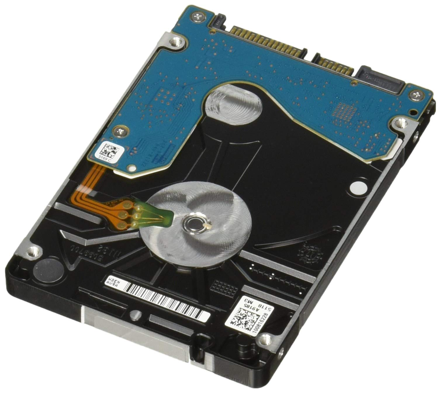 Seagate 1TB Laptop HDD SATA 6Gb/s 128MB Cache 2.5-Inch Internal Hard Drive (ST1000LM035) by Seagate