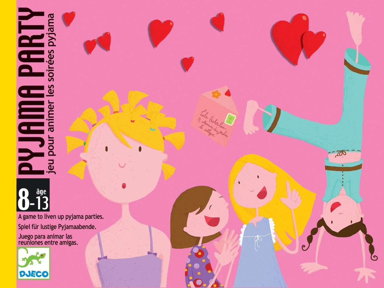 Djeco Pyjama Party Game: Amazon.co.uk: Toys & Games