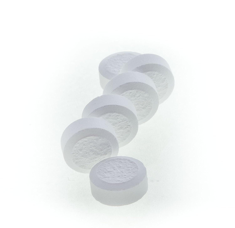 100 pastillas de limpieza de 2 G en la práctica lata para Jura ...