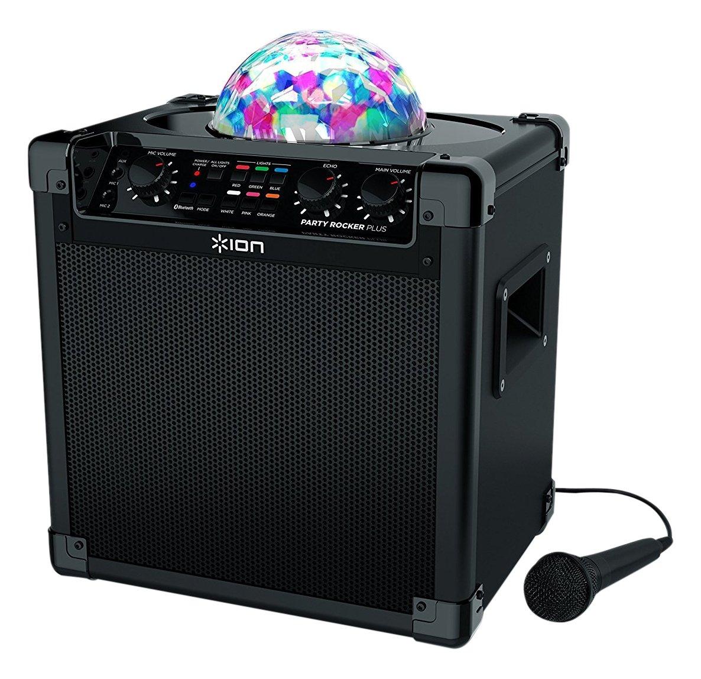 ION Audio Party Rocker Plus Sistema de altavoz W portátil con Bluetooth