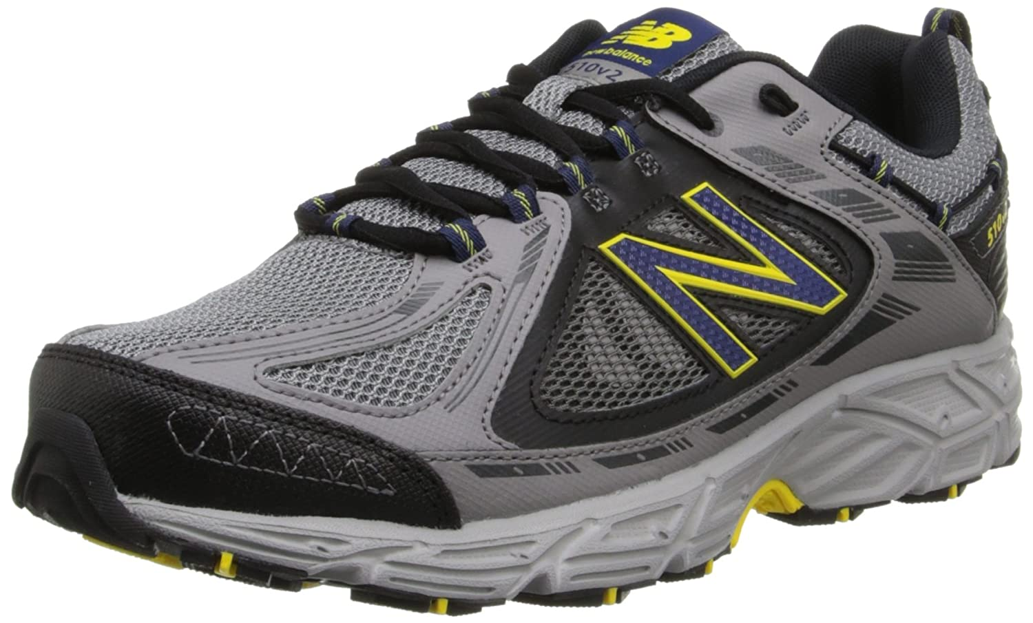 new balance trail shoes. amazon.com | new balance men\u0027s mt510 trail running shoe shoes g