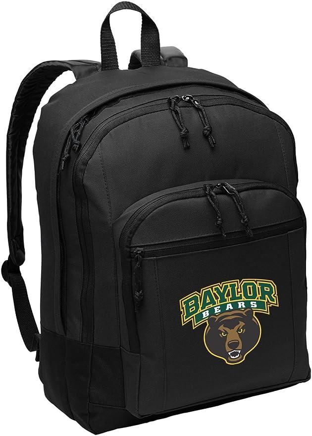 Broad Bay Baylor University Backpack Baylor Laptop Computer Bag