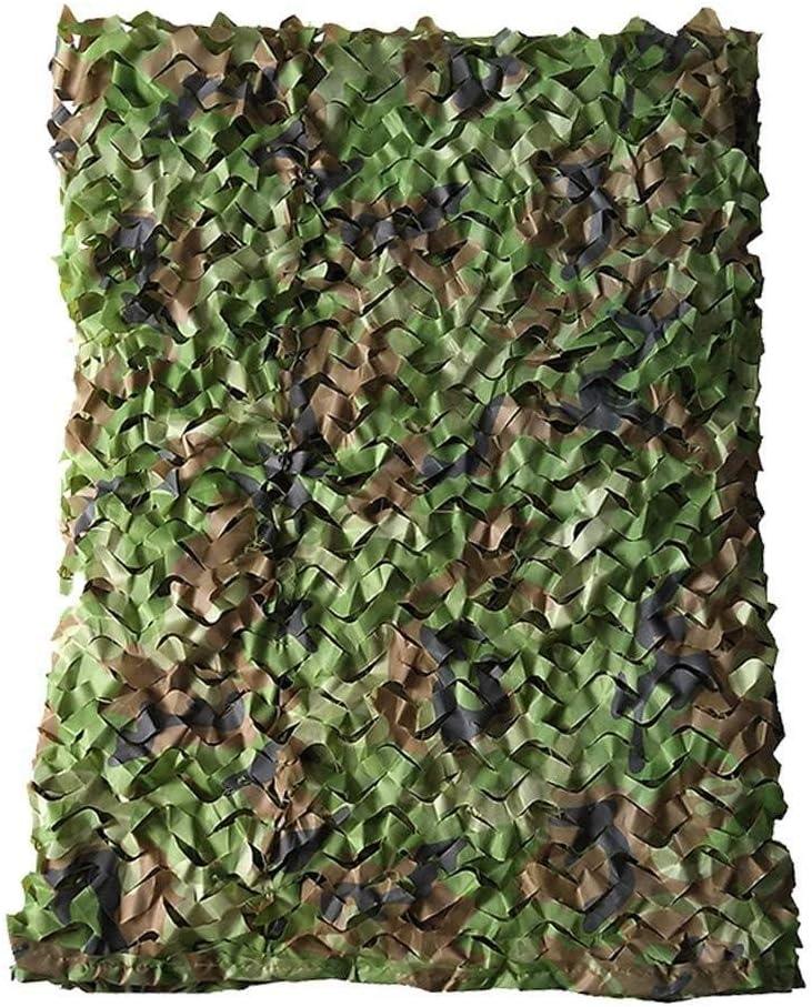 迷彩ネット日焼け止めネット - 車の植物カバー池デッキパドック中庭の壁の装飾迷彩ネットジャングルカバーネットキャンプ隠す隠す狩猟軍事射撃 ZHAOFENGMING (Color : 緑, Size : 10X10M) 緑 10X10M