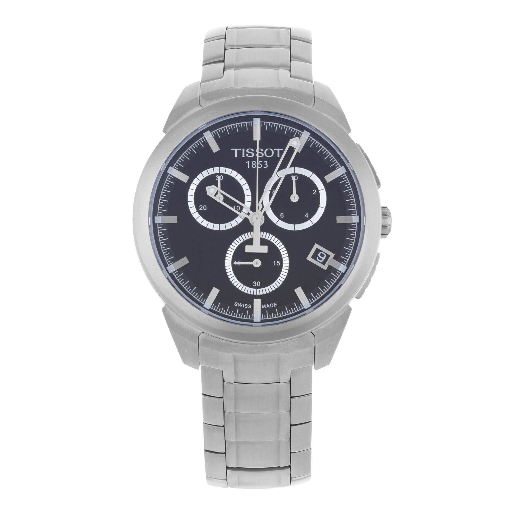 Mathey-Tissot T-Sport Quartz Male Watch T069.417.44.051.00 (Certified Pre-Owned)