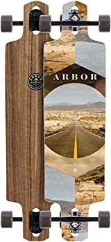 Arbor Dropcruiser Heavier Riders Longboard